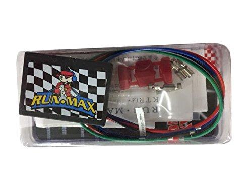 Run・Max【 ラン・マックス 】オートメーター用 4サイクル/2&3Cyl rpmタコメーターアダプター KTR