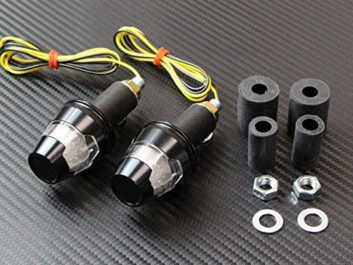 LEDバーエンドウインカー アロー モンキー グロム ズーマー PCX フォルツァ CB400SF CB1300SF CBR250R CBR900RR シ...