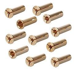 スリーブコレット11点セット1.0-5.0mm(φ6.0mm軸用)