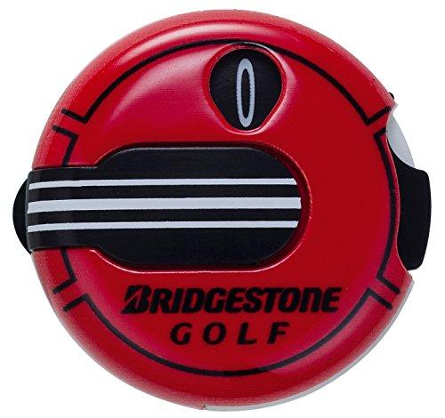 驚きの値段で BRIDGESTONE セール特別価格 ブリヂストン GOLF レッド GAG408 スコアカウンター