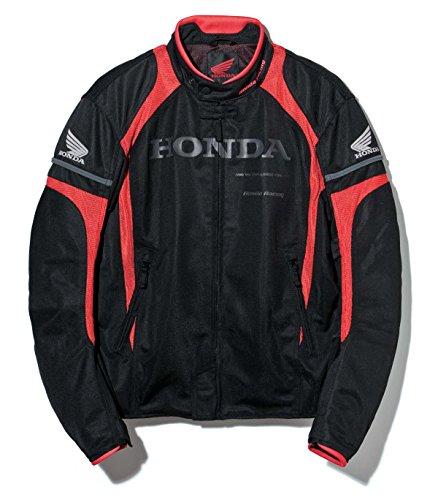 Honda(ホンダ) ストライカーメッシュジャケット レッド Lサイズ 0SYES-T35-RL