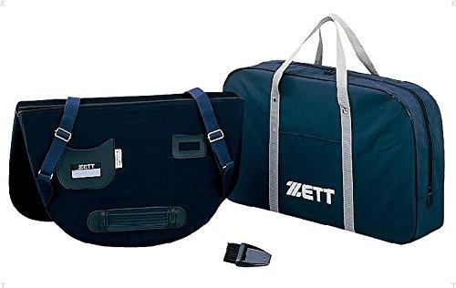 ZETT(ゼット) 野球 硬式・軟式・ソフトボール 審判用 プロテクター BL2007B ネイビー