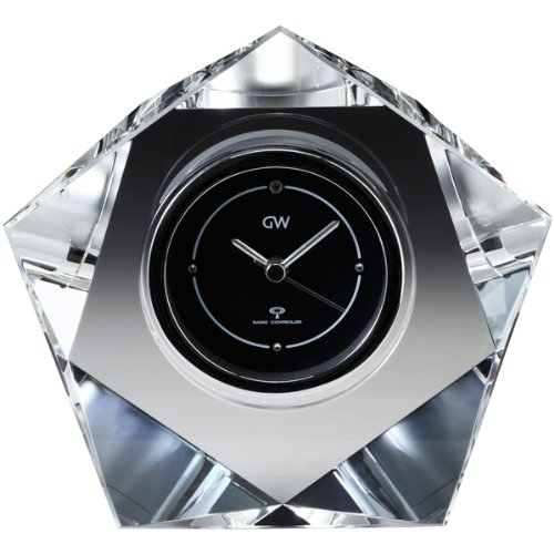 NARUMI グラスワークス マクロス 電波時計 GW1000-11215