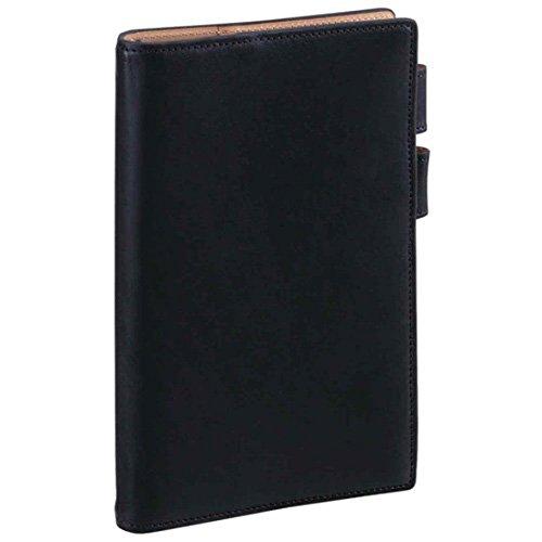レイメイ藤井 システム手帳 ダヴィンチ アースレザー 聖書 ブラック JDB113B