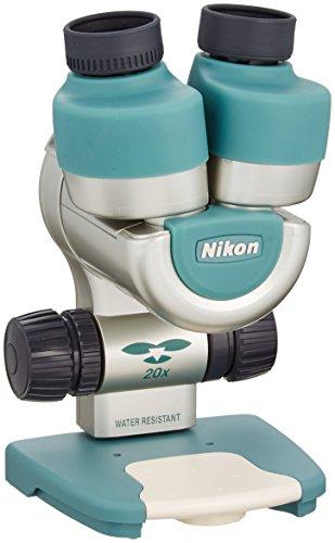 Nikon 携帯型双眼実体顕微鏡 ネイチャースコープ ファーブルミニ (日本製)
