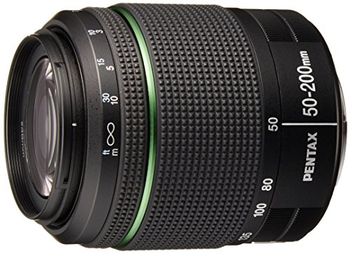 PENTAX 望遠ズームレンズ 防滴構造 DA50-200mmF4-5.6ED WR Kマウント APS-Cサイズ 21870