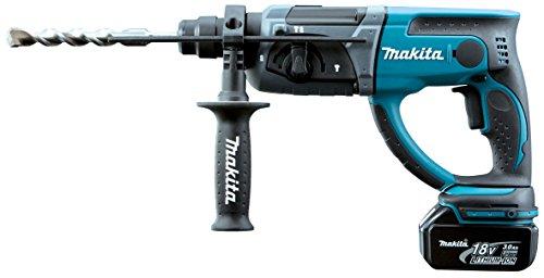 マキタ 充電式ハンマドリル 18V 3.0Ah 20mm バッテリー2個付き HR202DRFX