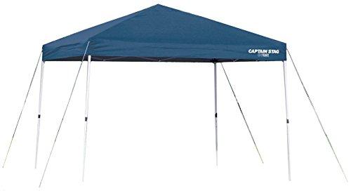 キャプテンスタッグ テント タープ サンシェルター クイックシェード 300UV キャリーバッグ付M-3276