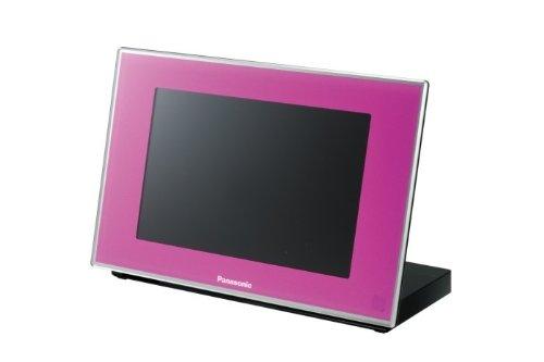 Panasonic デジタルフォトフレーム 7型液晶画面 2GB ピンク MW-S300-P