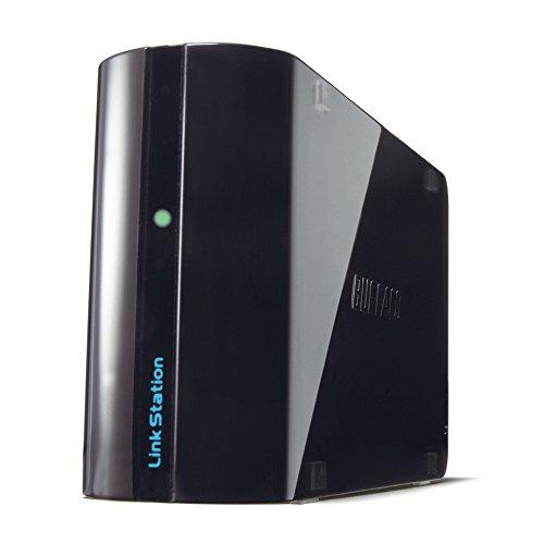 BUFFALO リンクステーション mini 手のひらサイズのネットワークHDD(NAS) 省電力 データを守るRAID1搭載 2TB LS-WSX2.0L/R1J