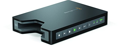 Blackmagic Design ポータブルディスクレコーダー HyperDeck Shuttle 2 001488