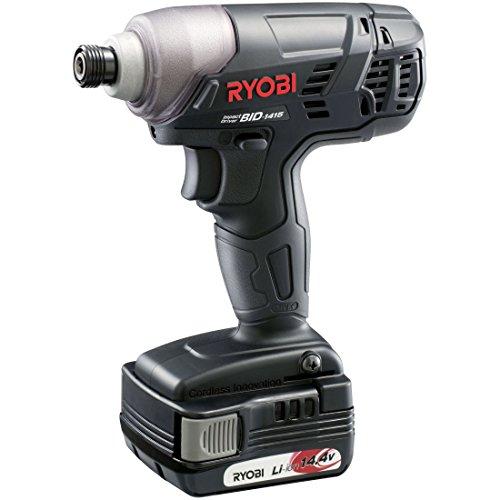 リョービ(RYOBI) 充電式 インパクトドライバー 14.4V BID1415 657700A