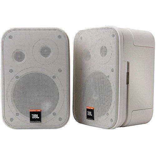 【国内正規品】 JBL 2wayコンパクトスピーカー(ペア) Control 1 PRO-WH