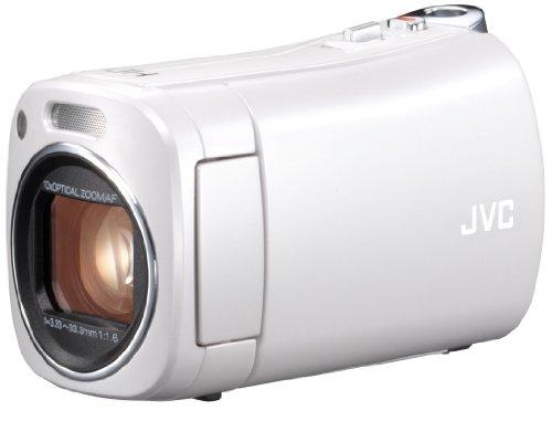 JVCKENWOOD JVC ビデオカメラ BabyMovie 内蔵メモリー8GB ホワイト GZ-N1-W