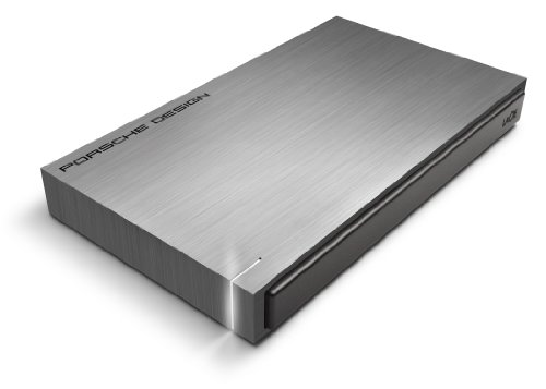 ポルシェデザイン ポータブルハードディスク 9000459 mac対応 2TB LaCie HDD USB3.0