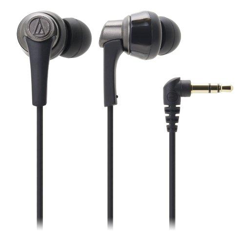 audio-technica CKR Series カナル型イヤホン ブラック ATH-CKR5 BK