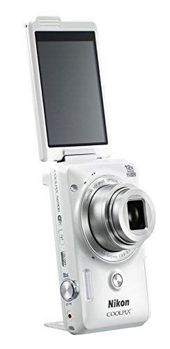 Nikon デジタルカメラ COOLPIX S6900 12倍ズーム 1602万画素 ナチュラルホワイト S6900WH