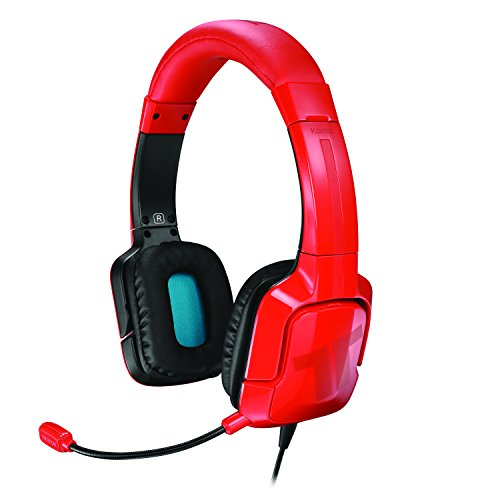 TRITTON Kama Stereo Headset Red MCS-KAM-SHS-RD [レッド]