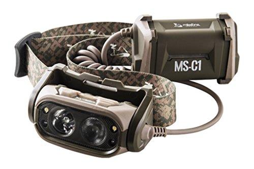 マイルストーン MS-C1 プロフェッショナルモデル ヘッドライト OD