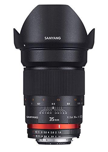 SAMYANG 単焦点レンズ 35mm F1.4 キヤノン EF用 フルサイズ対応 884116