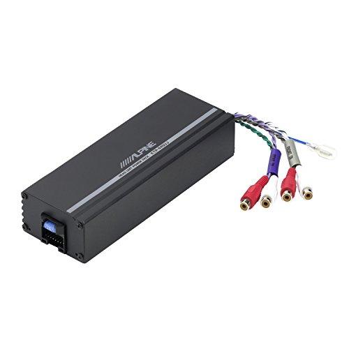 アルパイン(ALPINE) デジタルパワーアンプ コンパクト4チャンネル KTP-445UJ