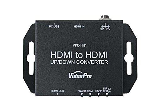 メディアエッジ VideoPro HDMI to HDMIコンバータ VPC-HH1