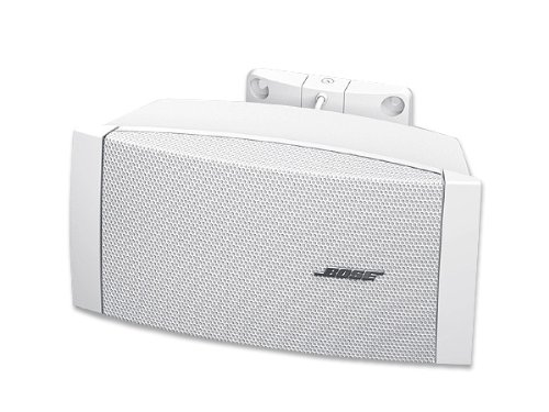 Bose FreeSpace surface-mount loudspeaker コンパクトスピーカー (1本) ホワイト DS16SEW