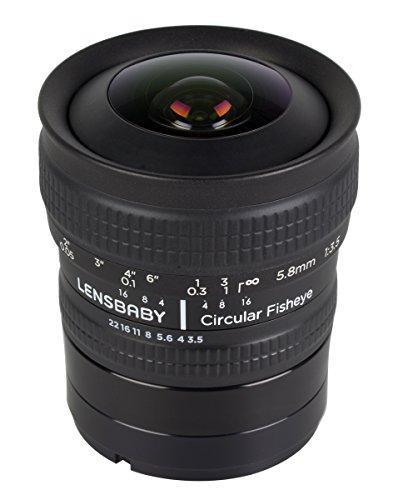 Lensbaby 魚眼レンズ サーキュラーフィッシュアイ 5.8mm 5.8mm 魚眼レンズ F3.5 マイクロフォーサーズマウント 859773 マイクロフォーサーズ対応 859773, 門真市:4927ea73 --- yoka.co.id