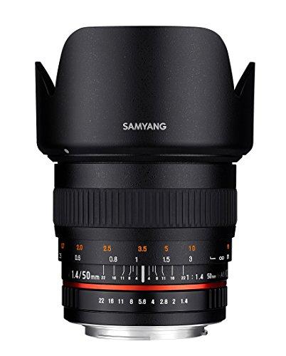 SAMYANG 単焦点標準レンズ 50mm F1.4 ペンタックス K用 フルサイズ対応