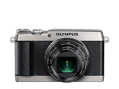 OLYMPUS デジタルカメラ STYLUS SH-2 シルバー 光学式5軸手ぶれ補正 光学24倍&超解像48倍ズーム SH-2 SLV
