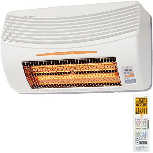 高須産業(TSK) 浴室換気乾燥暖房機(壁面取付タイプ・換気扇内蔵タイプ) BF-861RGA