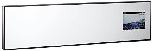 ユピテル 200万画素 ミラー型 ドライブレコーダー DRY-FH230M