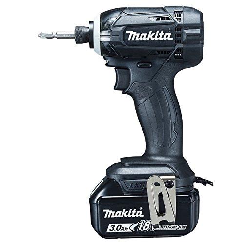 マキタ 充電式インパクトドライバ (バッテリー・充電器・ケース付) ブラック TD149DRFXB