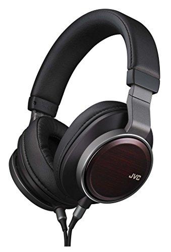 JVC HA-SW02 密閉型ヘッドホン ハイレゾ対応 CLASS-S WOOD HA-SW02