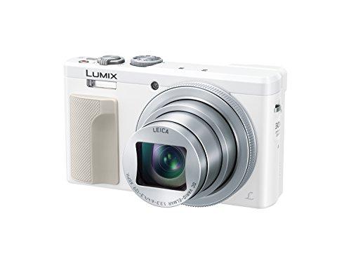 Panasonic コンパクトデジタルカメラ ルミックス TZ85 光学30倍 ホワイト DMC-TZ85-W
