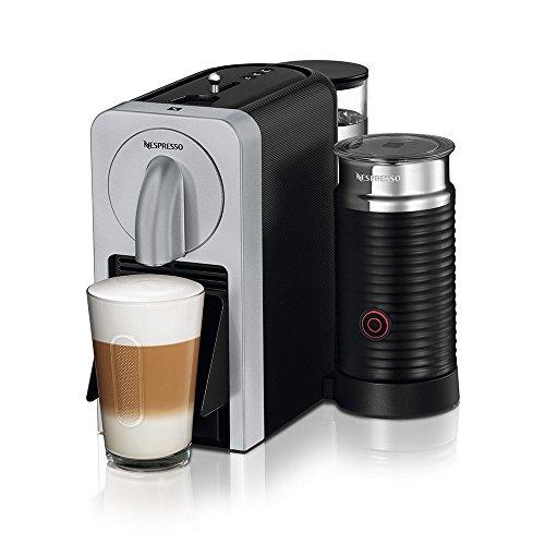 ネスプレッソ コーヒーメーカー プロディジオ エアロチーノセット シルバー D70SI-A3B