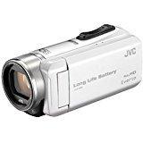 JVC KENWOOD ビデオカメラ Everio 内蔵メモリー8GB シルバー GZ-E380-S