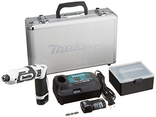 マキタ 充電式ペンインパクトドライバ 白 バッテリー×2・充電器付 TD022DSHXW