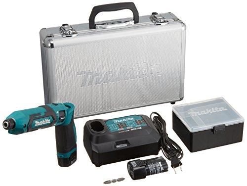 マキタ 充電式ペンインパクトドライバ 青 バッテリー×2・充電器付 TD022DSHX