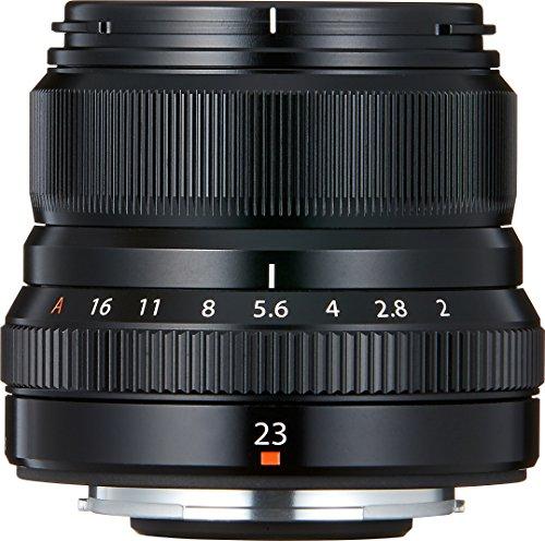 FUJIFILM 単焦点広角レンズ XF23mmF2 R WR B ブラック