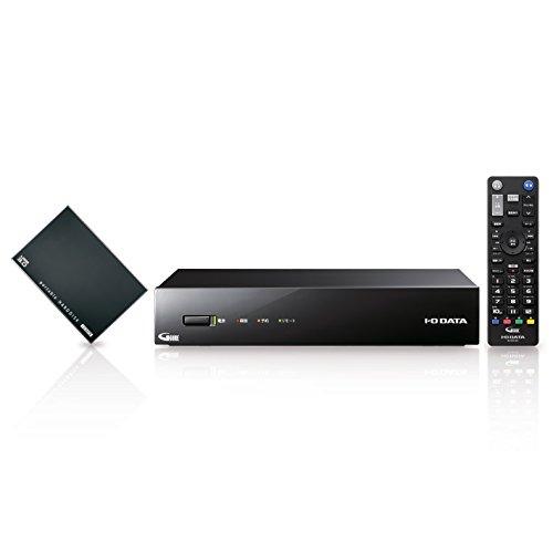 I-O DATA 地デジ/BS/CS 3番組同時録画対応ハードディスクレコーダー 1TB Fireタブレット対応 HVTR-T3HD1