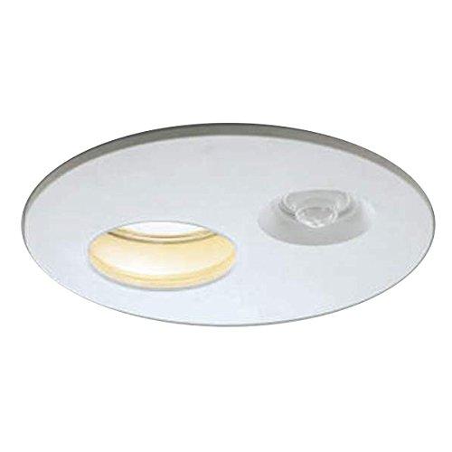 コイズミ照明 LED高気密SG形人感センサ付ダウンライトON・OFFタイプ(白熱球60W相当)電球色 ADE651115