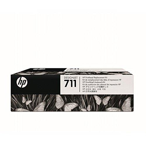 日本HP 711 プリントヘッド交換キット C1Q10A