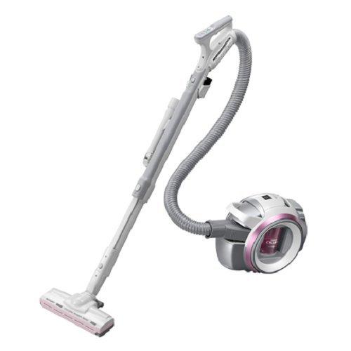 シャープ サイクロン掃除機 プラズマクラスター搭載 ピンク EC-QX310-P