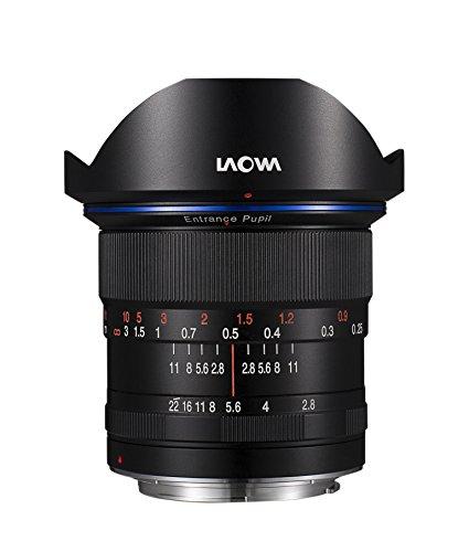 【国内正規品】 LAOWA 交換レンズ 12mm f/2.8 ZERO-D ソニーEマウント用 LAO0020