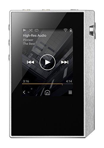 パイオニア Pioneer XDP-30R デジタルオーディオプレーヤー private ハイレゾ対応 シルバー XDP-30R(S) 【国内正規品】