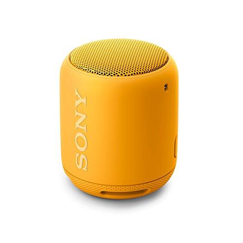 ソニー SONY ワイヤレスポータブルスピーカー 重低音モデル SRS-XB10 : 防水/Bluetooth対応 イエロー SRS-XB10 Y