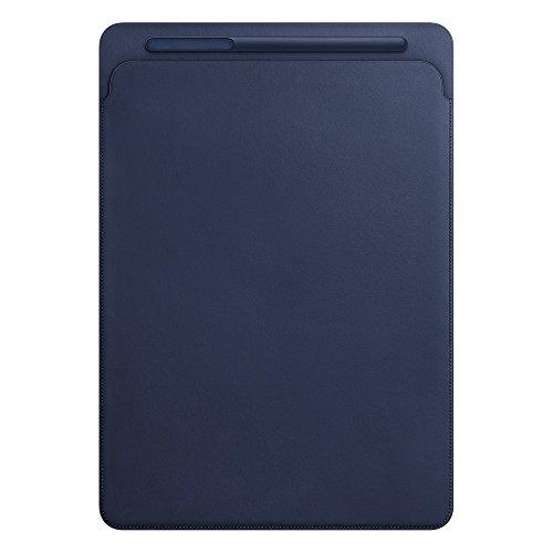 12.9インチiPad Pro用 レザースリーブ MQ0T2FE/A [ミッドナイトブルー]