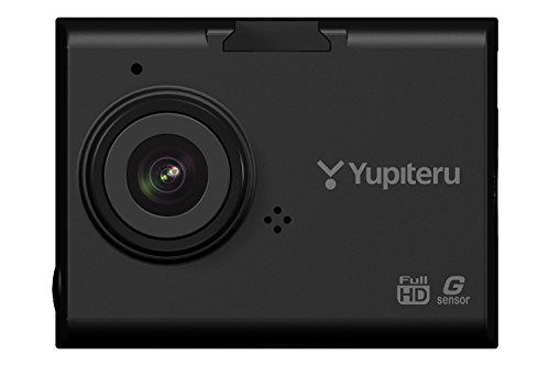 ユピテル ドライブレコーダー 動体検知機能搭載 (オプション対応) HDR&FULL HD 高画質記録 Gセンサー搭載 DRY-ST1500c