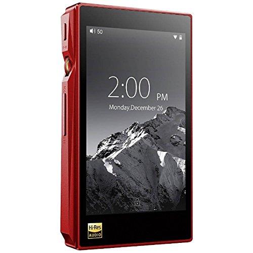 フィーオ ハイレゾ・デジタルオーディオプレーヤー(レッド)32GBメモリ内蔵+外部メモリ対応FiiO X5 3rd generation FIIO-X5 3RD GENERATION RED